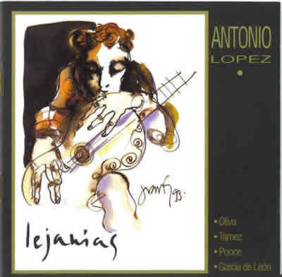 lejanias cd cover